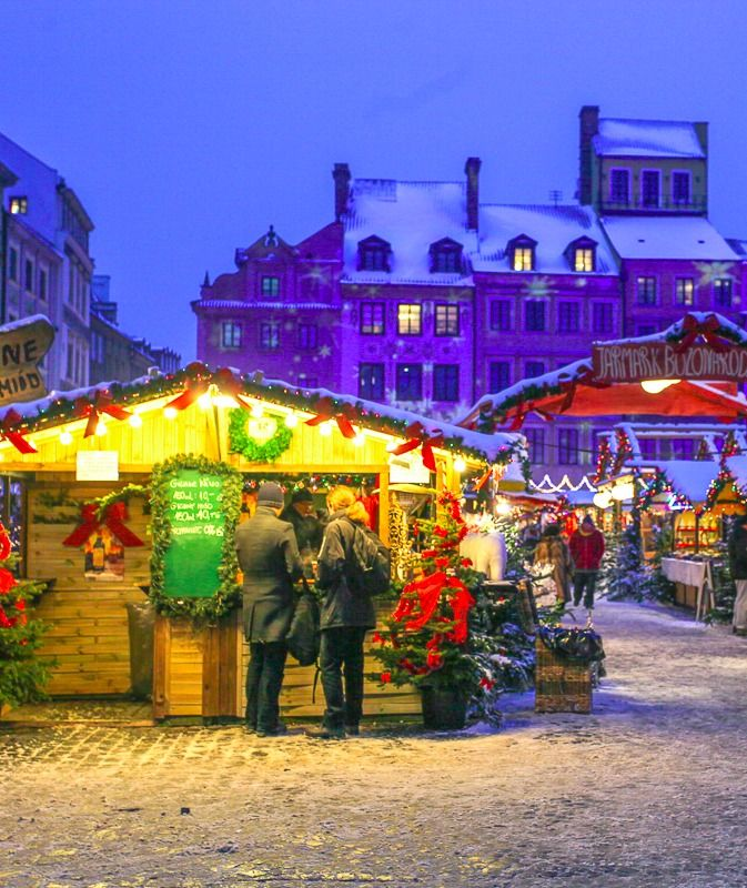 Warsaw Christmas Markets 2014