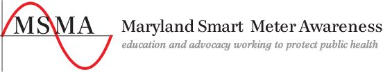 WEBSITE: What is a Wireless Smart Meter? The basics: http://marylandsmartmeterawareness.org/MV/ INCLUDES: Statement of the American Academy of Environmental Medicine, cautioning against Smart Meters on health grounds - Letter from the American Academy of Pediatrics, stressing the vulnerability of children and pregnant women to radiofrequency radiation - Biological Effects from RF Radiation at Low-Intensity Exposure, based on the BioInitiative 2012 Report - FCC Maximum Permissible Exposure…