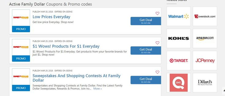 Valid Family Dollar 1 Coupon Code Family Dollar Coupons Family Dollar Coding