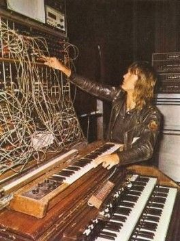 keith emerson moog - Synthesizer cool