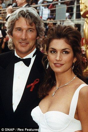 Too young: The 47-year-old supermodel, who married the Pretty Woman actor when she was 25, said her relationship suffered when she came into her own in her twenties