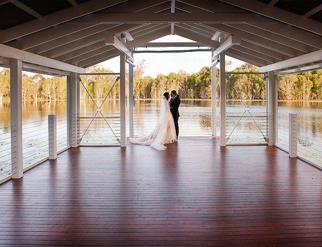 Sirromet Wines Brisbane Wedding Ceremony Locations Venues