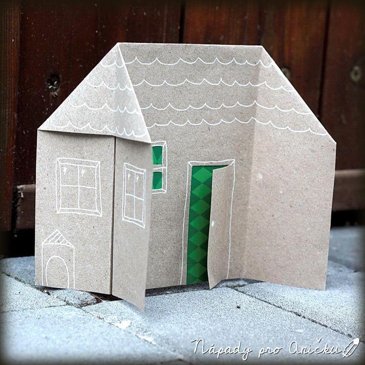 Papírové domečky