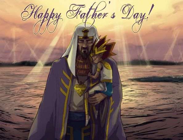 father's day in egypt 2015