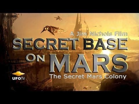 Secret Alien Base on Mars: US Marine 'spent 17 years on Red Planet protecting human colonies from Martians' - Mirror Online