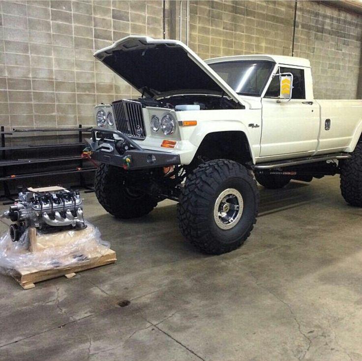 Jeep Pickup Truck >> Jeep j10 custom | J10 | Pinterest