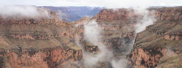 Billetter til Grand Canyon South Rim-tur || LasVegasBilletter.no