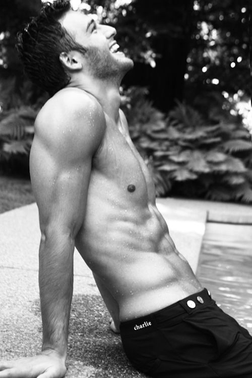 Ryan Guzman, marry me?