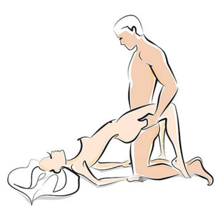 Arch sex position