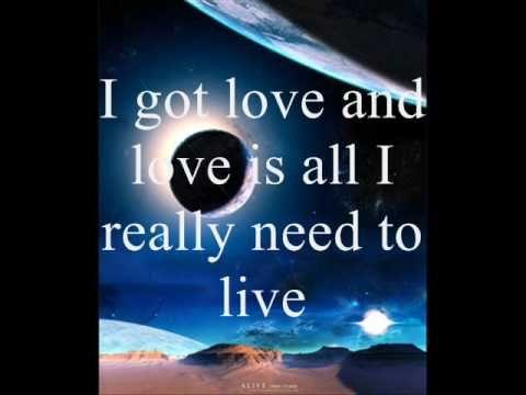 I'm Alive- David Cook Lyrics