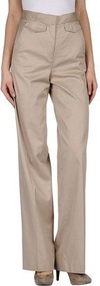 FENDI Dress pants - Shop for women's Pants - Beige Pants