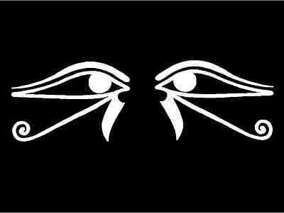 Egyptian-Decals-Eye-of-Horus-Ra-Symbols-car-window-laptop-stickers-graphics
