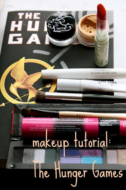 The Hunger Games Makeup Tutorial.
