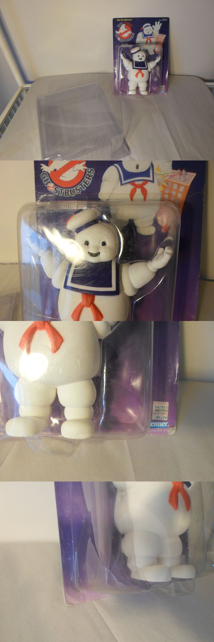 Action Figures 7114: Marshmallow Man Ghostbusters Action Figure New Unopened Kenner Moc Stay Puffed 2 -> BUY IT NOW ONLY: $233 on eBay!