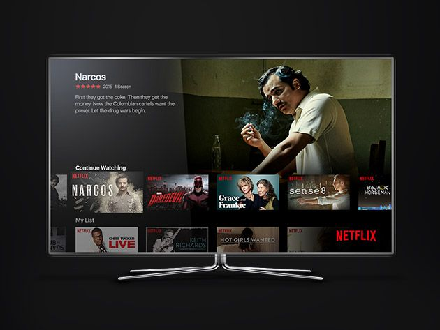 Want five years of Netflix FREE? Well we wanna give it to you