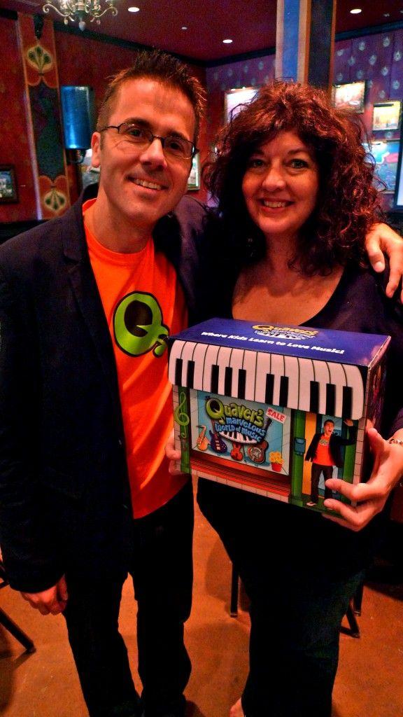 Music teacher wins grant for technology education for QuaverMusic.com!