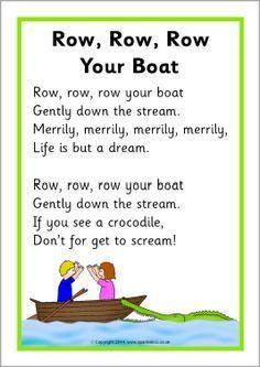 free printable nursery rhymes lyrics - Buscar con Google
