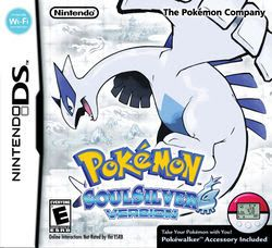 Emularoms: Pokémon SoulSilver ( BR ) [ NDS ]