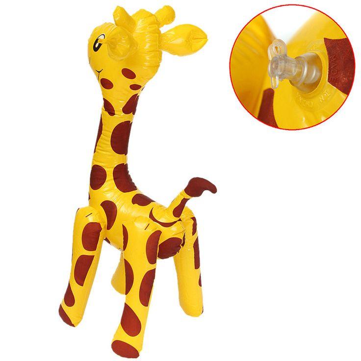 Goedkope Hoge Kwaliteit Nieuwe Collectie Mooie Ontwerp Grote Opblaasbare Giraffe Zoo Animal Blow Up Kids Speelgoed Voor Zwembad Party Decoratie, koop Kwaliteit opblaasbare bouncers rechtstreeks van Leveranciers van China: kenmerken:dit vinyl opblaasbare is geweldig verjaardagspartij, foto rekwisieten, of laten float rondom uw zwembad voor s