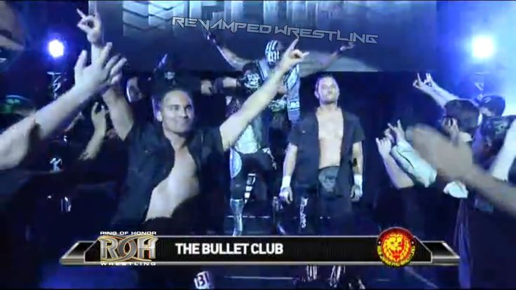 77 Best Images About Bullet Club On Pinterest
