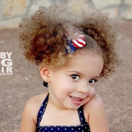 Baby Big Hair Blast! | Baby Big Hair