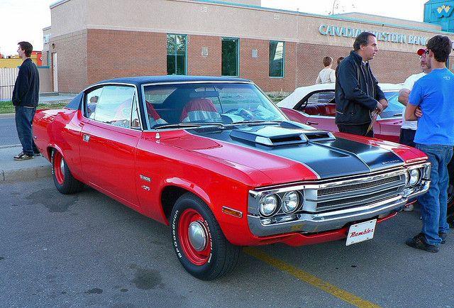 16 Best Amc Rambler Images On Pinterest American Motors