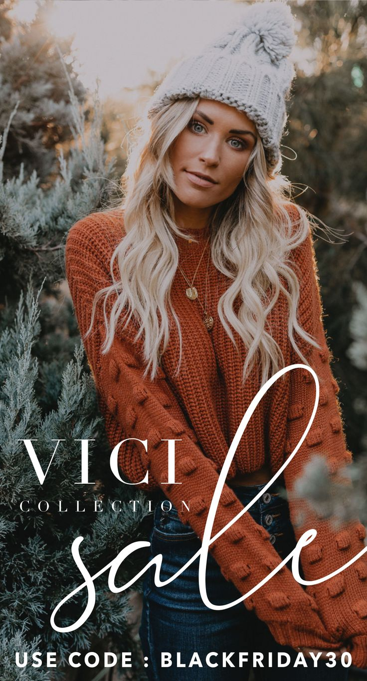 Shop VICI's Black Friday sale with 30% off the whole site ...
