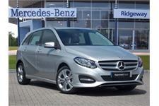 MercedesBenz BClass B 200 d Sport