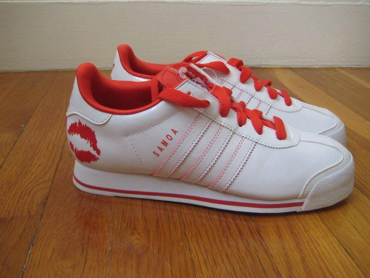 adidas samoa red and white christmas