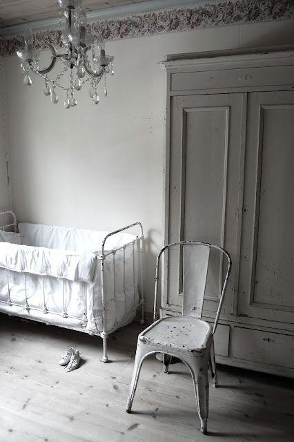 brocante babykamer