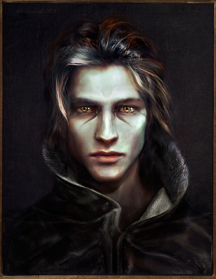 Melkor. Falling.   by VirginieCarquin.deviantart.com on @deviantART {Janus Tallum} maybe a Rory after serving Veta