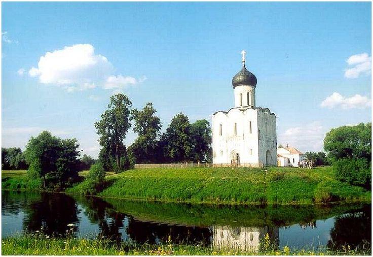 Владимир золотое кольцо Храм Покрова на Нерли - Поиск в Google