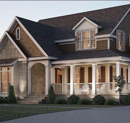Southern Living Home Plan da sogno!