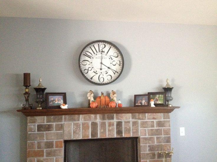 New Wall Clock From Hobby Lobby