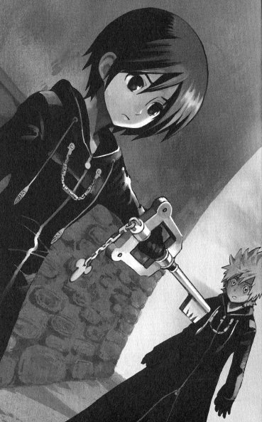 Roxas & Xion - their story was so sad.
