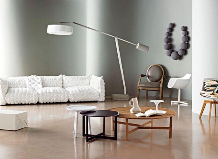 GRETA SNOW | ARES Lámpara de diseño para salones o ambientes exteriores. #iluminación #decoración