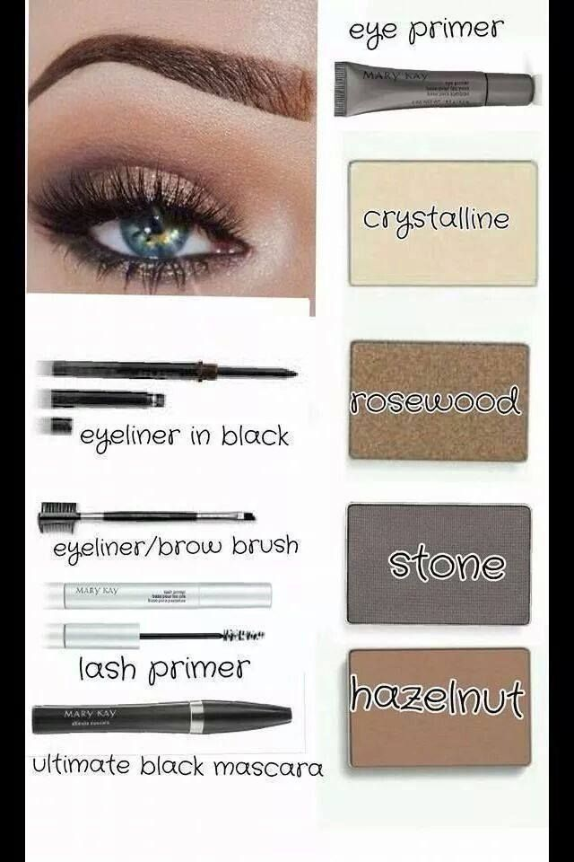 Get this look with Mary Kay! Only By MARY KAY :) Like my facebook page for encouraging words, beauty tips, and any exclusive deals/offers http://www.facebook.com/MaryKayByPeggyWebster