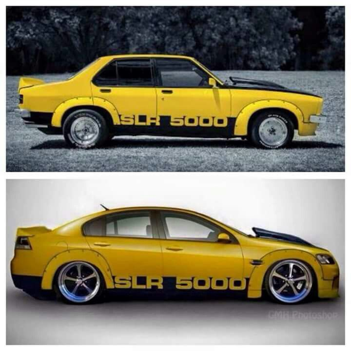 SLR 5000 / VE SS commodore mock   sweet!!!!
