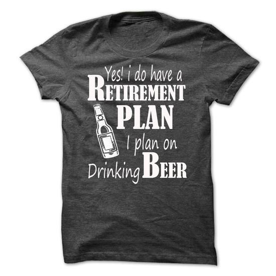I plan on drinking beer - #shirt for girls #hoodie casual. FASTER => https://www.sunfrog.com/LifeStyle/I-plan-on-drinking-beer-63402679-Guys.html?68278