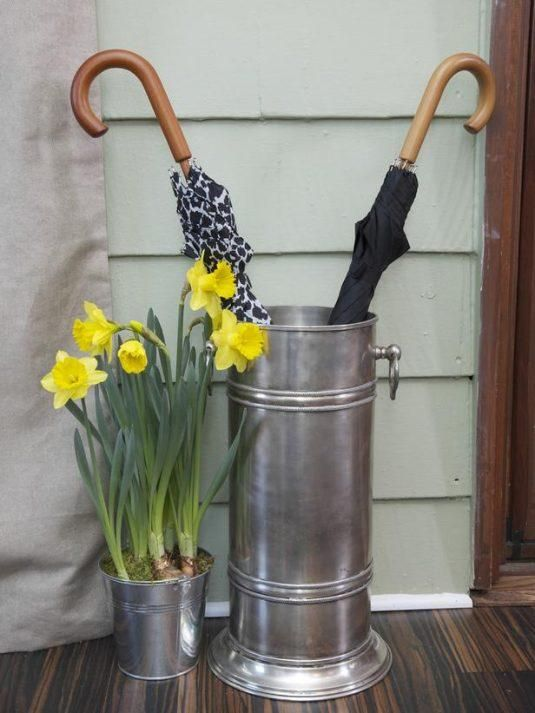 Umbrella Stands That Make Rainy Days Beautiful