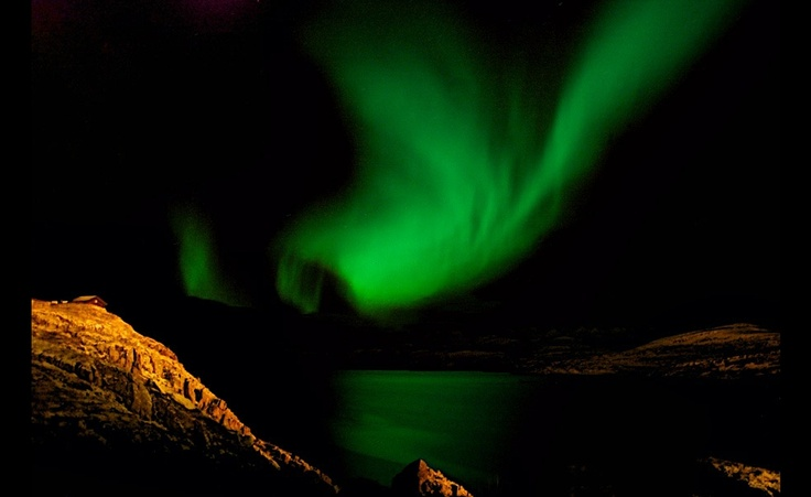 Natural Phenomena: Aurora Borealis