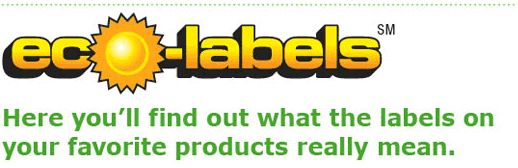 "A good search engine for finding out what the label means. For example no one other than the maker of that product stands behind a claim that the product is ""environmentally safe."""