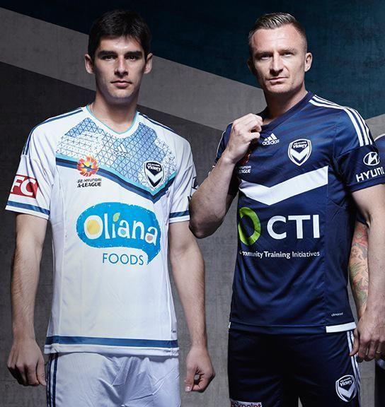 Melbourne Victory FC Kit 2015 2016