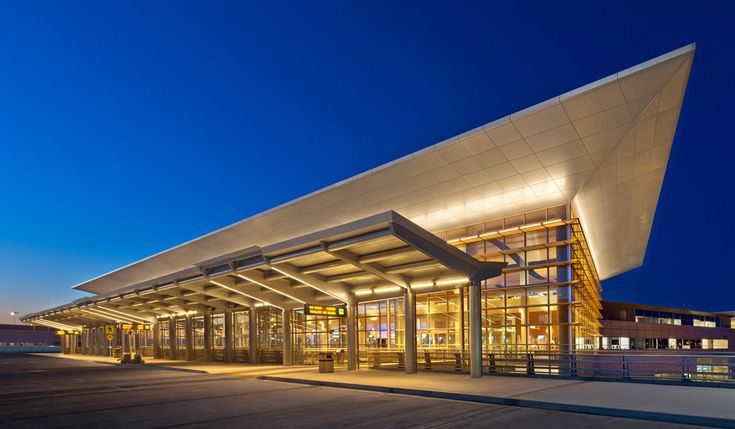 The James Armstrong Richardson International Airport is Canada's newest and greenest airport. This state-of-the-art terminal offers customer-friendly service, a magnificent view of prairie landscapes and skylines, and a taste of famous Winnipeg eateries and shops. It was recently named one of the ten most iconic terminals in the world by Travel Channel.
