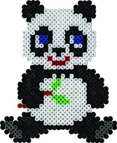 Panda bear - Hama Wild Animals
