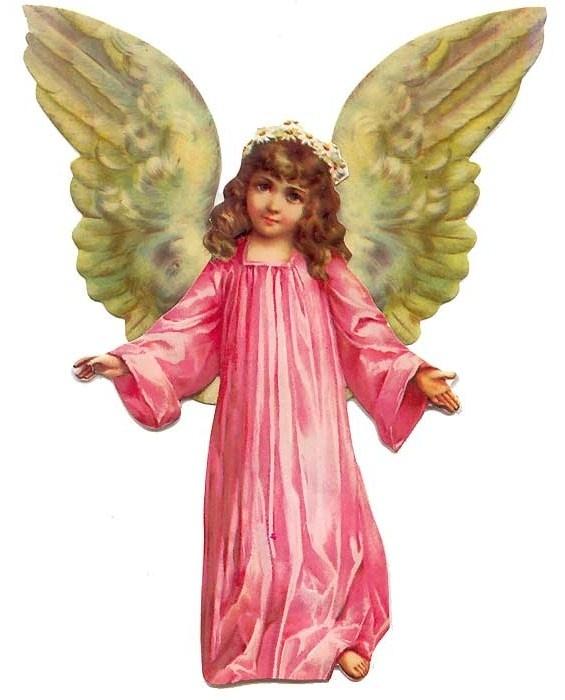 открытка ангел с крыльями больше любите