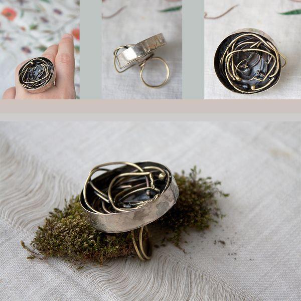 Chaotic Cosmos - ZFRCKC Jewelry - www.zfrckc.com