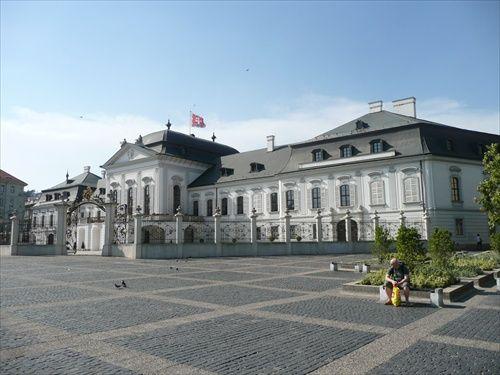 Grassalkovichov palác