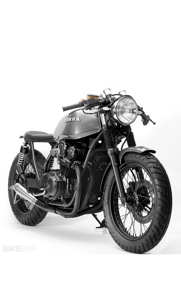 Honda CB750 Seven Fifty                                                                                                                                                                                 More