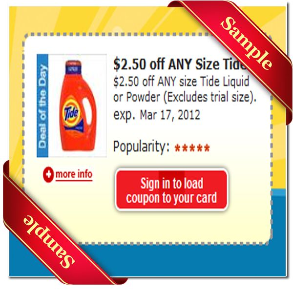 Printable tide Coupon November December 2015 2016